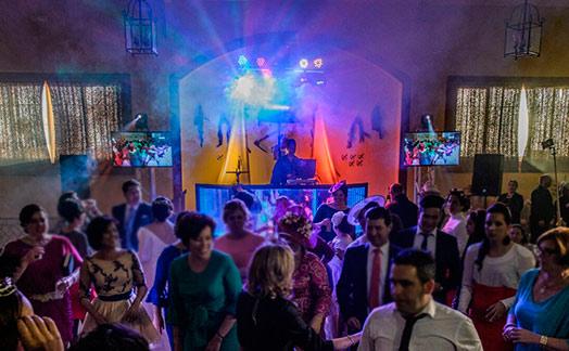 animación y sonido para bodas en cádiz