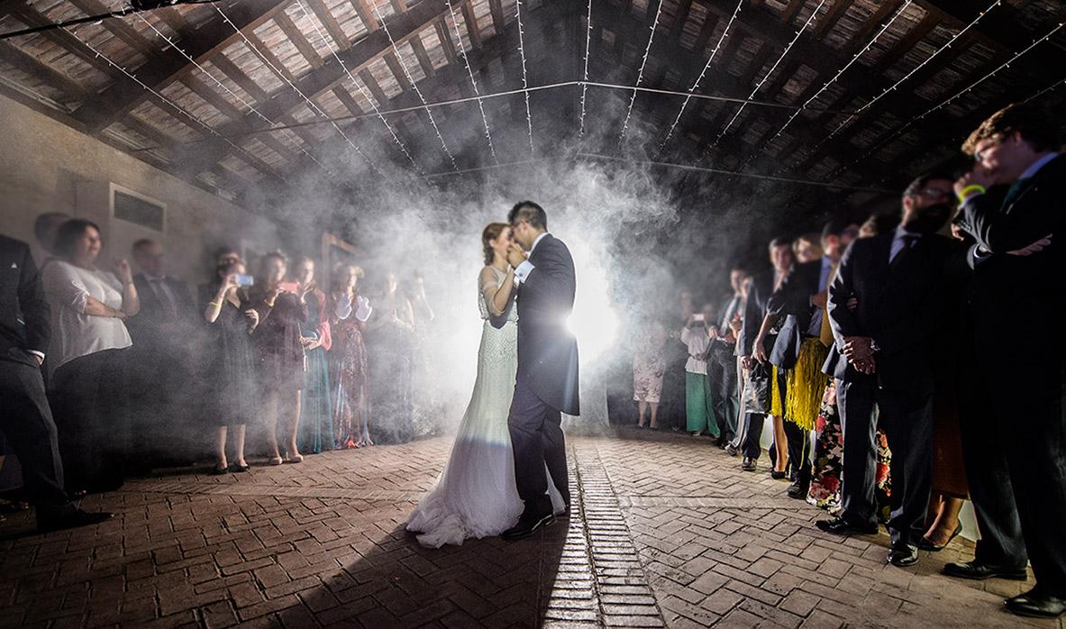 sonido imagen y animación de bodas en cádiz